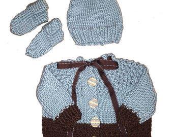 Mockingbird Pullover Set