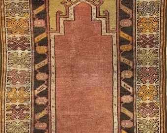 Carpet Anatolia Bergamo Ancient 127x79