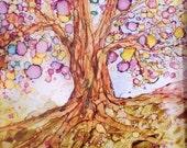 Framed Print Love Tree #1...