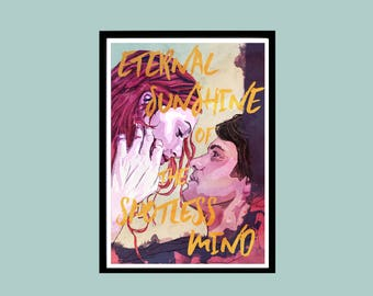 Eternal Sunshine of the Spotless Mind Alternative Movie Poster