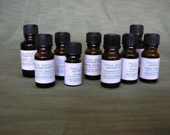 Essential Oils - Oregano, Marjoram, Thyme, Black Pepper