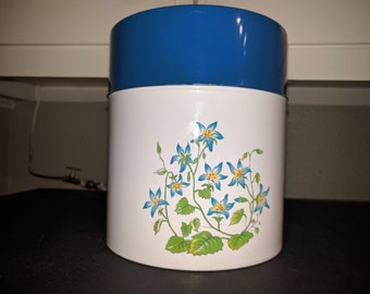 Vintage Counterpoint Canister/Container - Japan - San Francisco - retro!