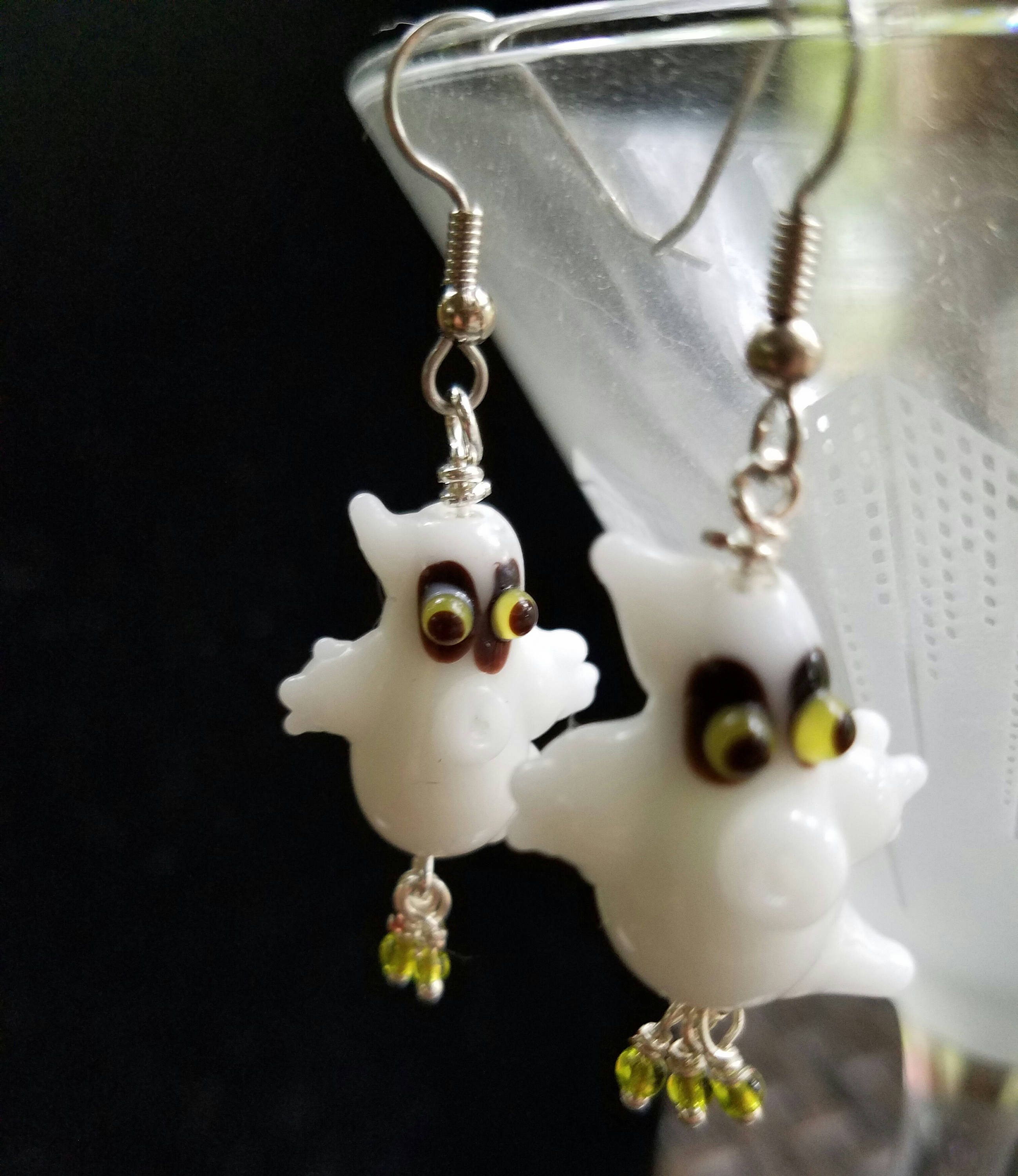 ghost bit ebperler inspired perler tictail man earrings eb pac