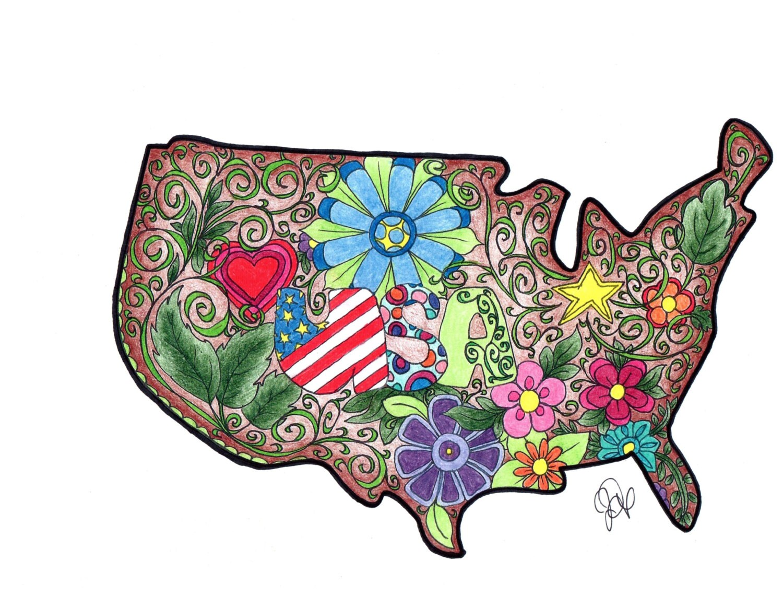 USA-Malseite