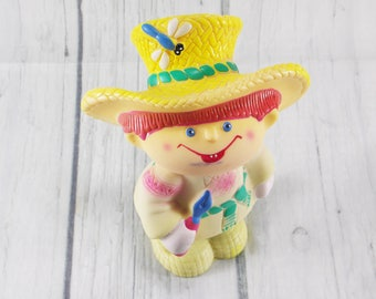 Gift for Beekeeper toy rustic boy baby shower garden baby birthday boy child room decor eco friendly toy gardener toy peasant toy for boys