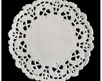 10 cm_PD5 round paper doilies