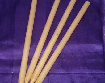 Beeswax Ear Candles set of 4