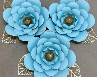 Set of 3 flowers