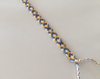 Descending Diamond Bracelet