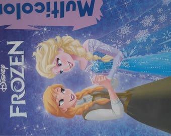 Frozen Coloring Pages Pdf Download : Disney frozen coloring pages frozen coloring book