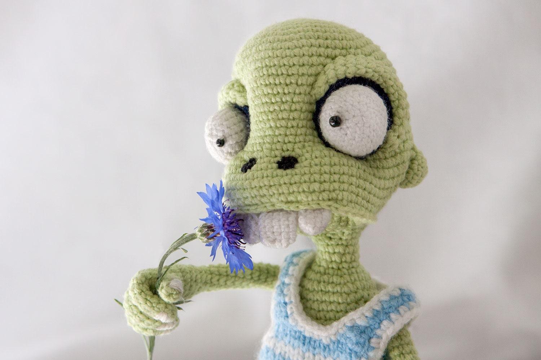 Amigurumi Patterns Free Crochet Pdf : Pattern zombie boy crochet pattern amigurumi pattern pdf