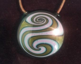 Hollow pendant