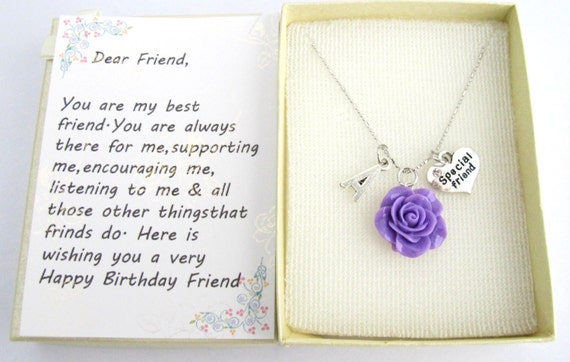 Special Friend Gift Personalized Friend Gift Friend Birthday Gift Best Friend Gift Birthday Gift Mom Free Shipping In USA