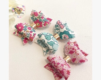 Flower hair clips , floral hair bows , baby headbands , flowergirl , wedding , birthday , spring floral ,pink hair clips