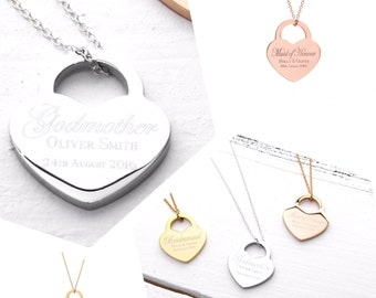 Fairy godmother lariat necklace gift for godmother glenda godmother gift godmother necklace gift ideas for godmothers personalised gift for godmother aloadofball Gallery