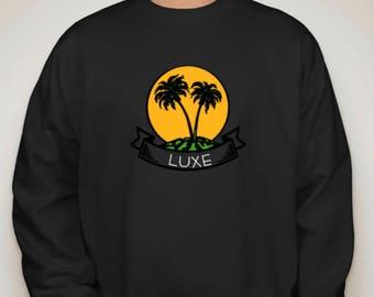 Palm Trees Sweatshirt