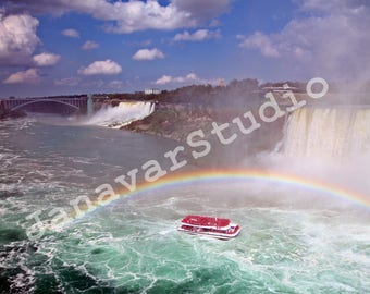 Rainbow at the Niagara