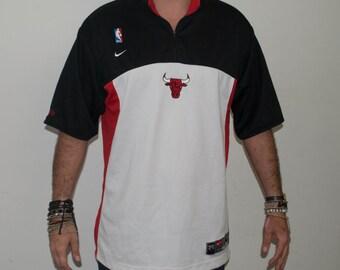 SALE Chicago Bulls Polo Shirt Size XL