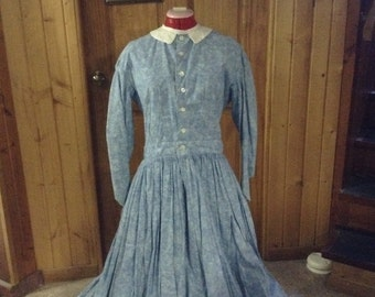 Civil War Camp Dress