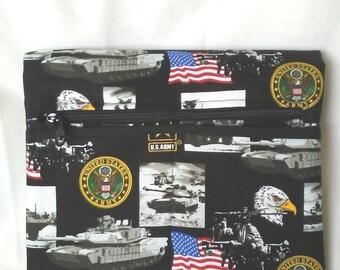 US Army Wheelchair Small Armrest Bag