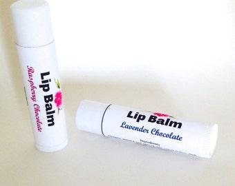Luscious Lip Balms