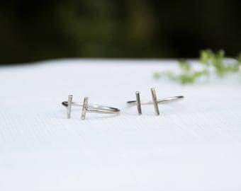 double bar ring | parallel bar ring | minimal ring | adjustable ring