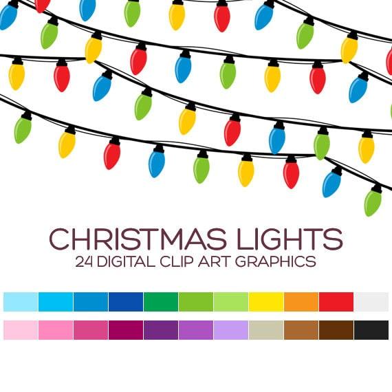 christmas clipart clip art christmas digital clipart digital rh etsystudio com