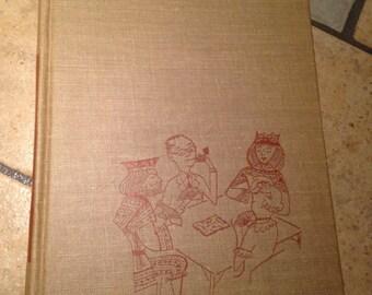 1954 Bridge Duplicate Tournaments Game Book