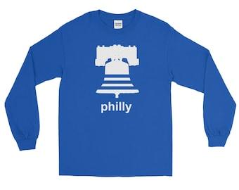 Philly Liberty Bell Series Long Sleeve Shirt