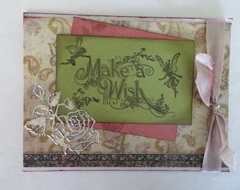 Fairy Wishes Birthday Card