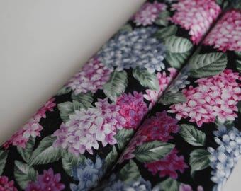 Seatbelt covers car 1 pair lilacs flower pattern