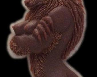 Kick Ass Female Werewolf Jewelry pendent...New Design