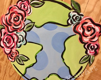Earth Day/Nursery Hanger