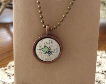Little Lovebug Necklace
