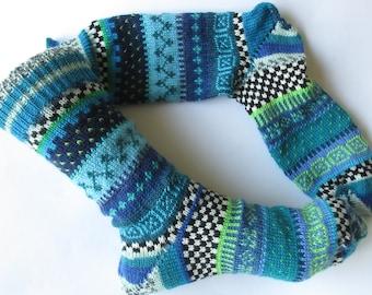 Pattern socks Stella Gr. 39 / 40