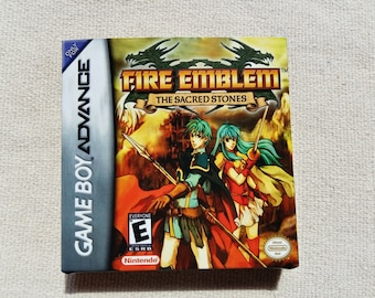 GB Color Fire Emblem 2 Replacement Box Universal Video Game Case High Quality