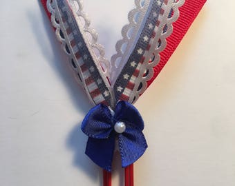 Red,White & Blue Clips; American Flag Clips, Patriotic Clips