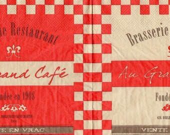 458 - Brewery large coffee - paper towel