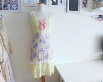 VITA - lace & flowers
