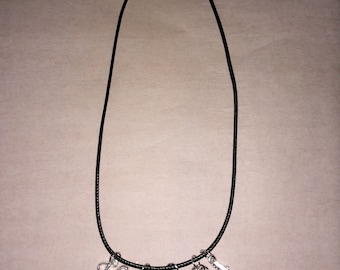 Triple Threat Instrument Necklace