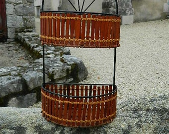Bread basket wicker