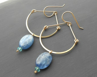 Earrings: Stone/ Beaded