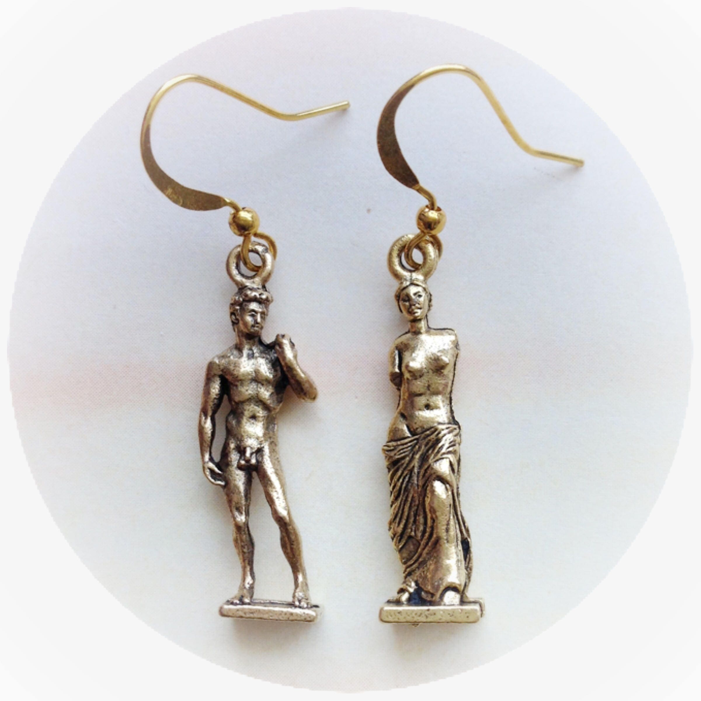 pair hb heilbrunn art works b work earrings of history toah timeline