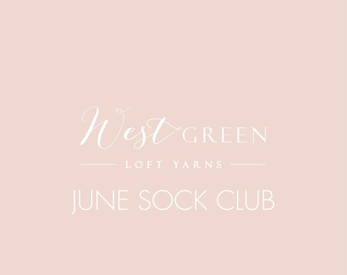 WGLY JUNE Sock Club