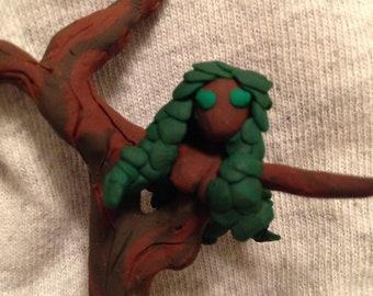 Dryad / Tree Spirit Display and Game Piece