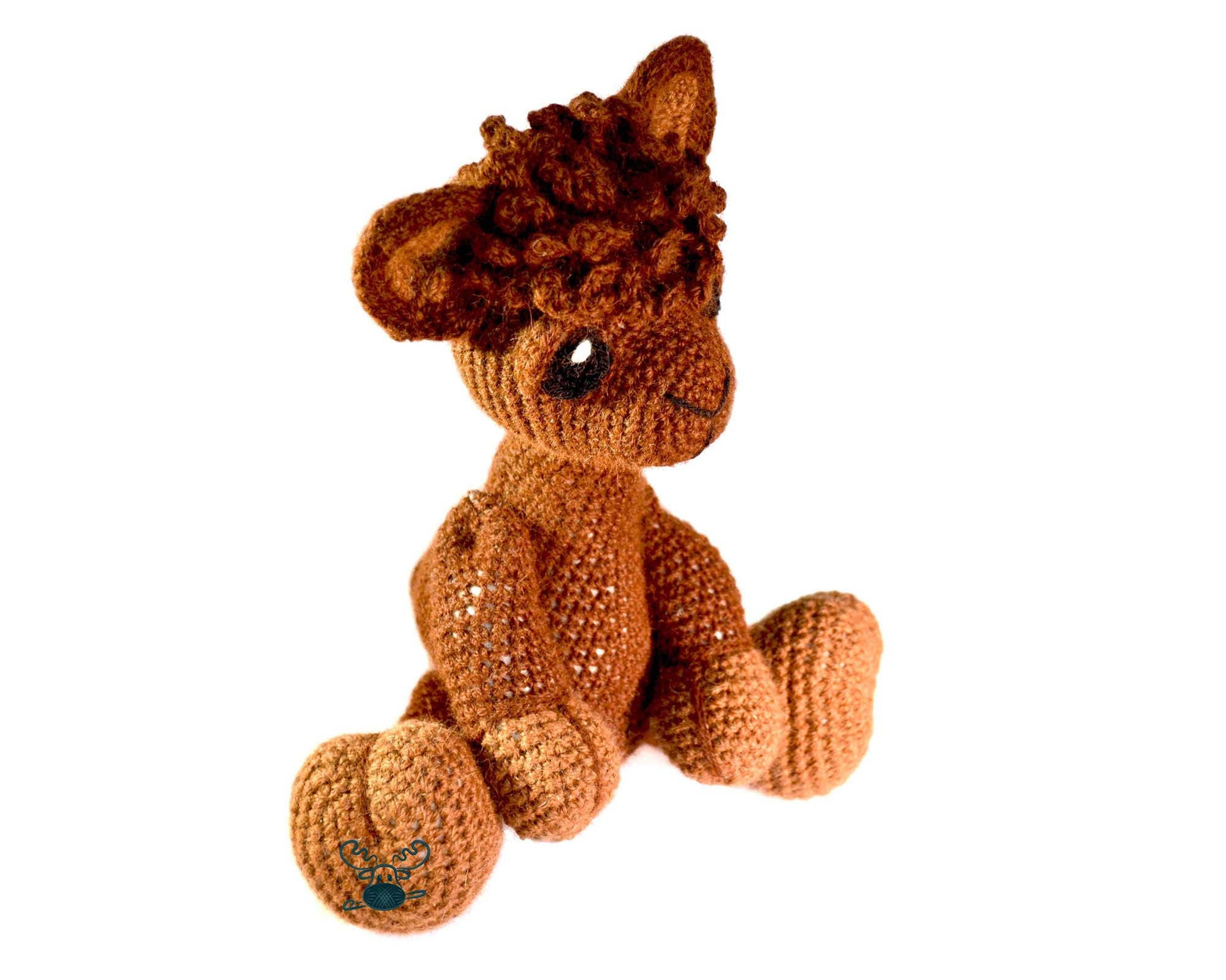 Alpaca Crochet Amigurumi : Alpaca amigurumi crochet pattern pdf instant download alfie from