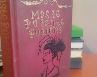 Moste Potente Potions - blank book