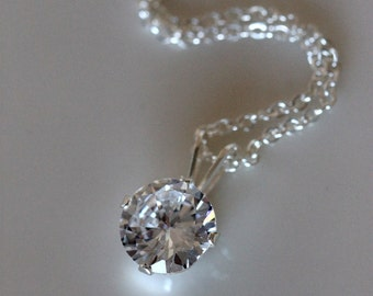 swarovski diamond girlthree choker pin faux necklace by xilion crystal