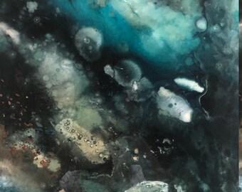 Watery Galaxy