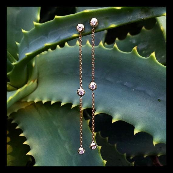 The Coco Diamond Earring